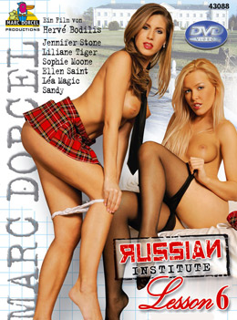 Cover Russian Institute - Lektion 6