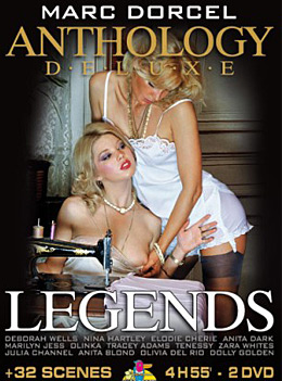 Cover Anthology Deluxe Legends