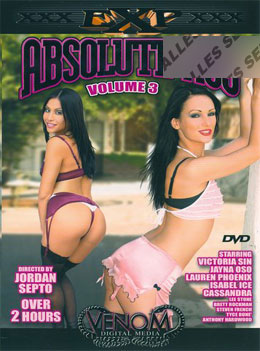 Cover Absolute A** Vol 3