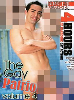 Cover The Gay Patriot  Volume 4