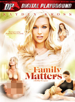 Cover Family Matters