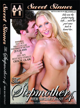 Cover The Stepmother Vol.4