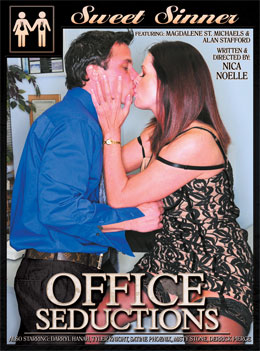 Cover Office Seductions