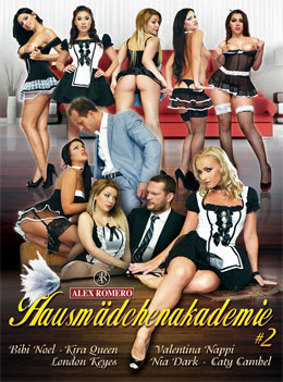 Cover Naughty Maids 2