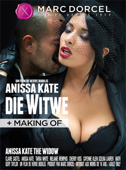 Cover Anissa Kate - die Witwe