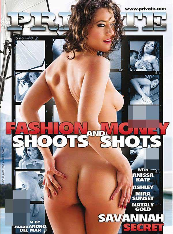 Cover Fashion Shoots and Money Shots