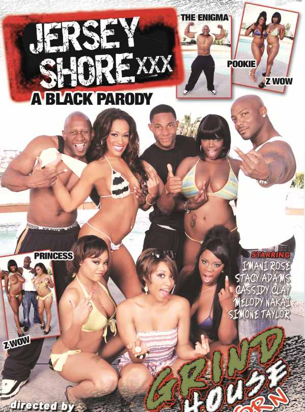 Cover Jersey Shore