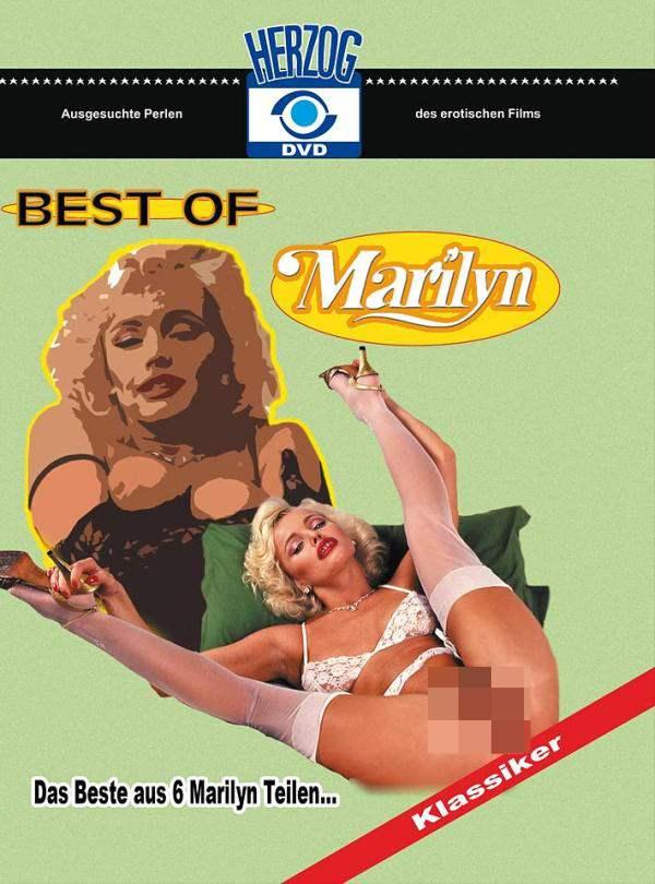 Cover Best of Marilyn