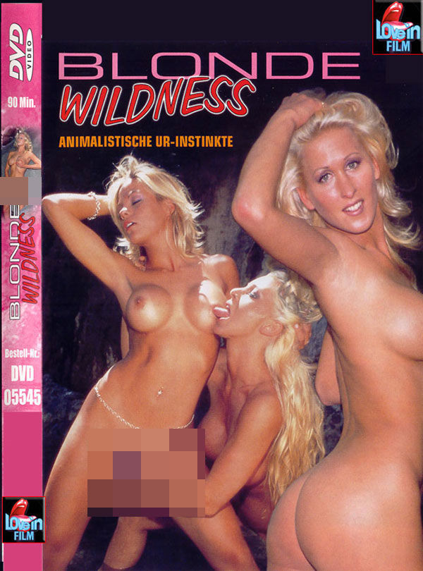Cover Blonde Wildness