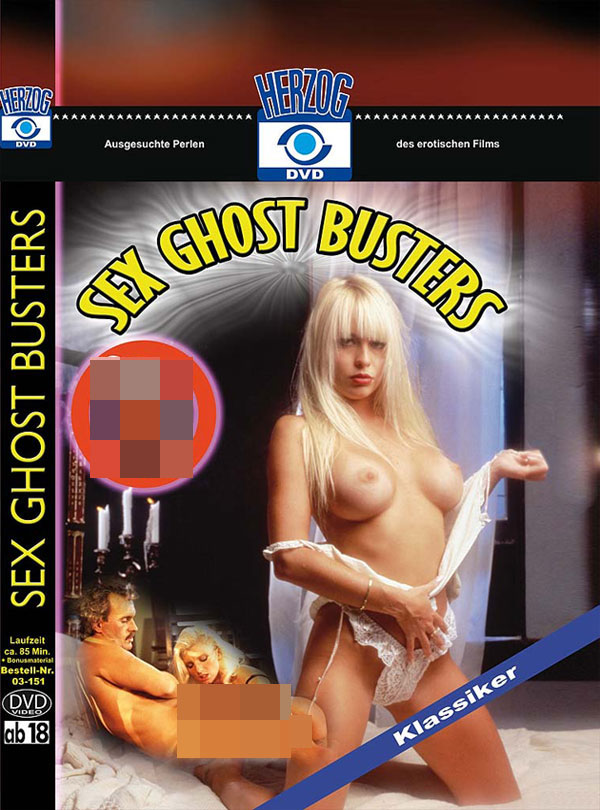 Cover Sex Ghost Busters