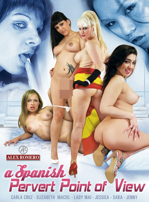 Cover A Spanish Pervert Point of View