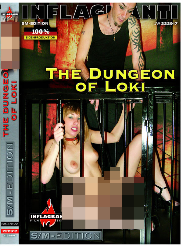 Cover The Dungeon of Loki
