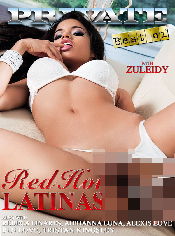 Cover Red Hot Latinas
