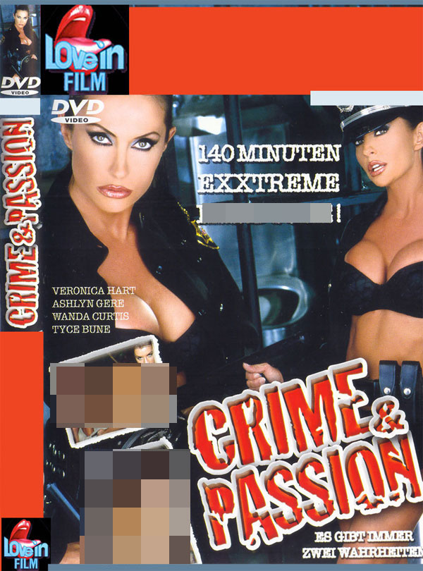 Cover Crime and Passion