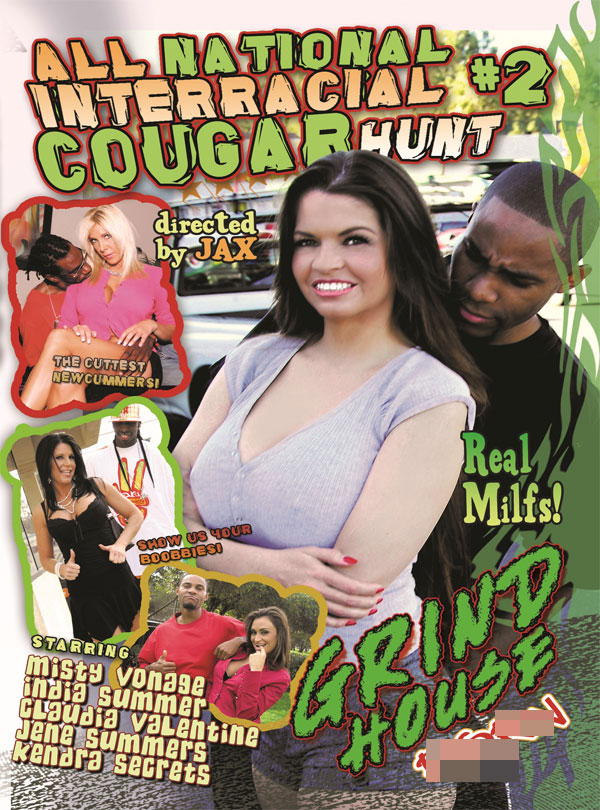 Cover All National Interracial Cougar Hunt 2