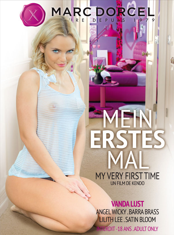 Cover Mein erstes Mal