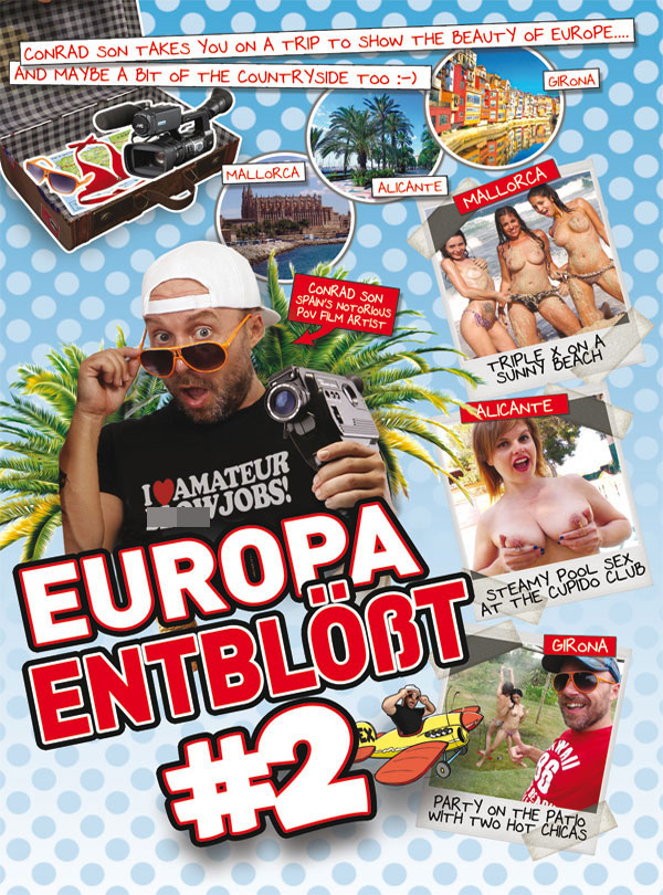 Cover Europe Xposed 2