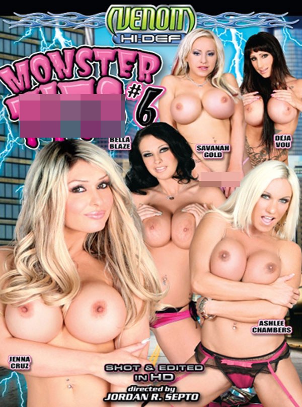Cover Monster Tits 6