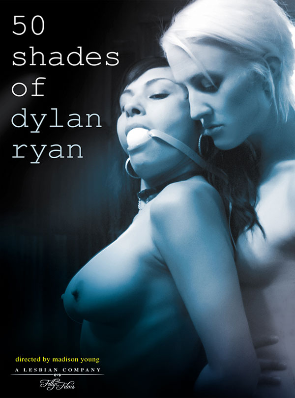 Cover 50 Shades of Dylan Ryan