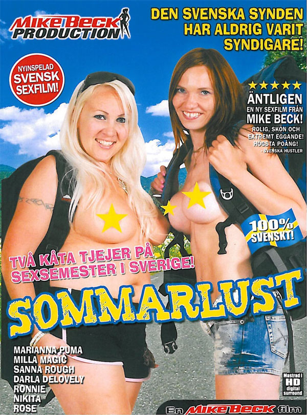 Cover Swedish Summers Lust