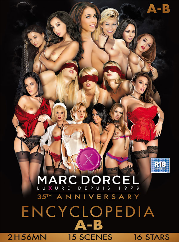 Cover The 35th Anniversary Encyclopedia A - B