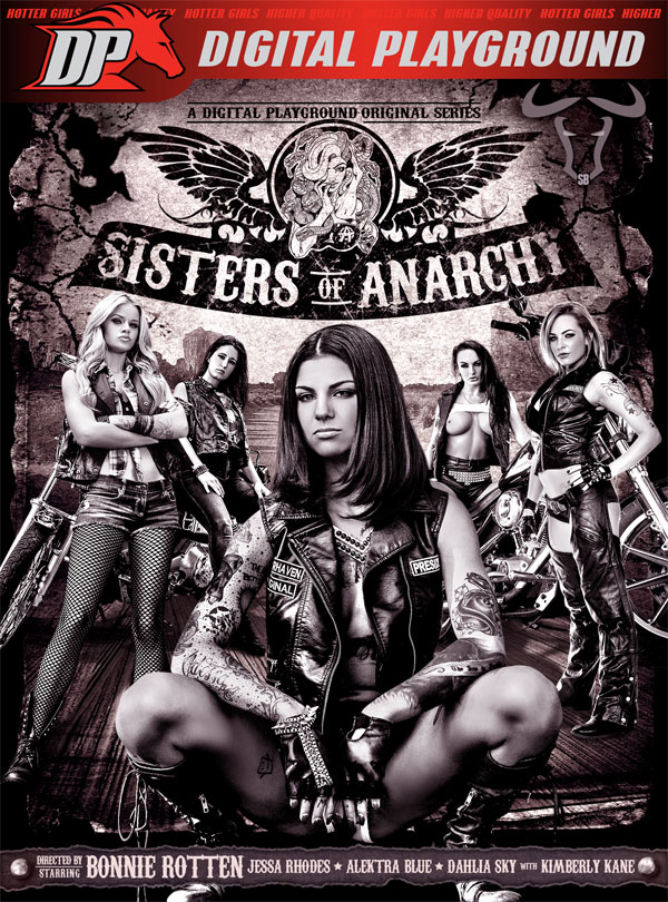 Cover Sisters of Anarchy