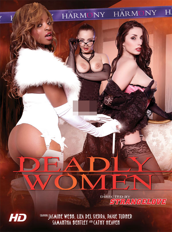 Cover Deadly Women