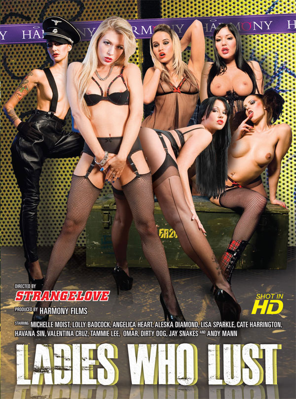 Cover Ladies Who Lust