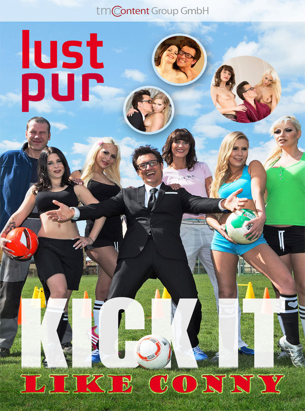 Cover Lust Pur - Kick it like Conny