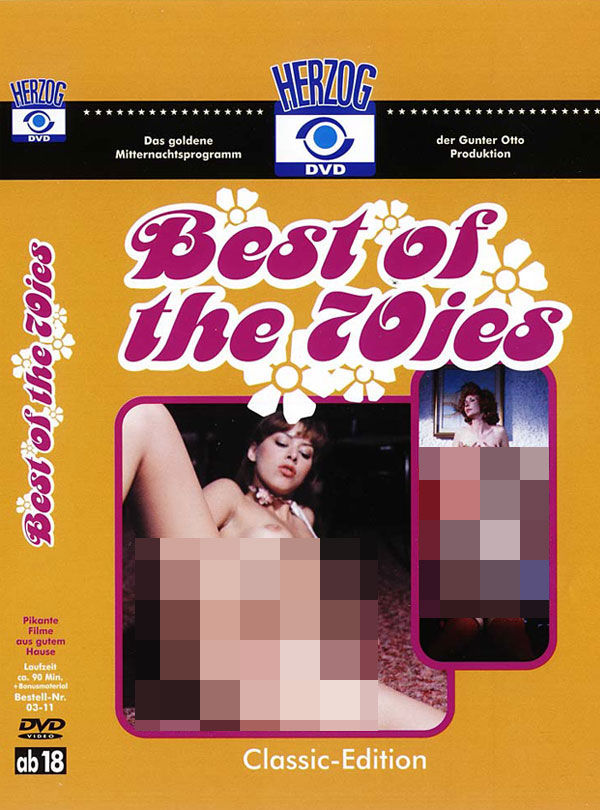 Cover Best of the 70ies
