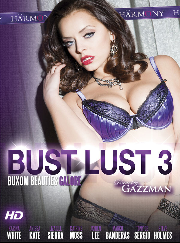 Cover Bust Lust 3