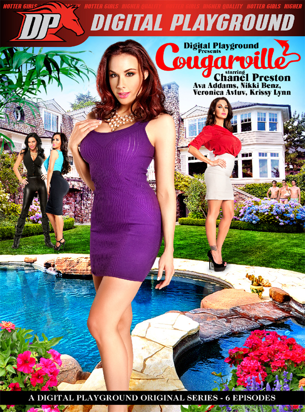 Cover CougarVille