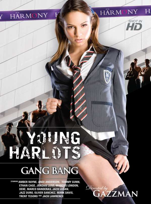 Cover Young Harlots - Gang Bxxxx