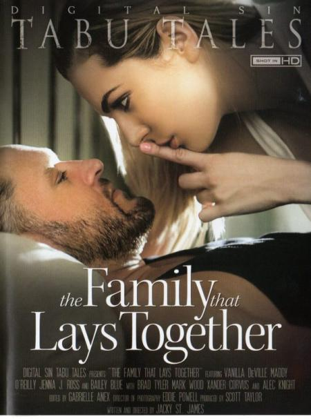 Family Lays Together