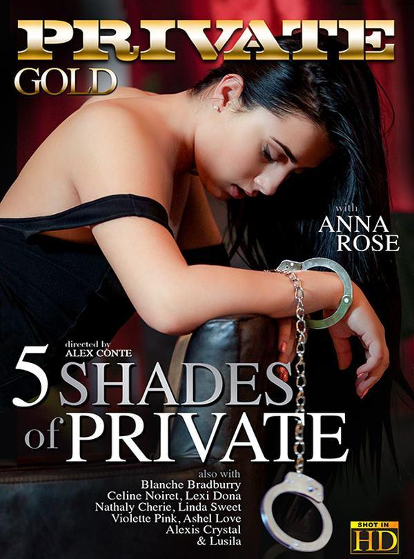 Cover 5 Shades of Privat