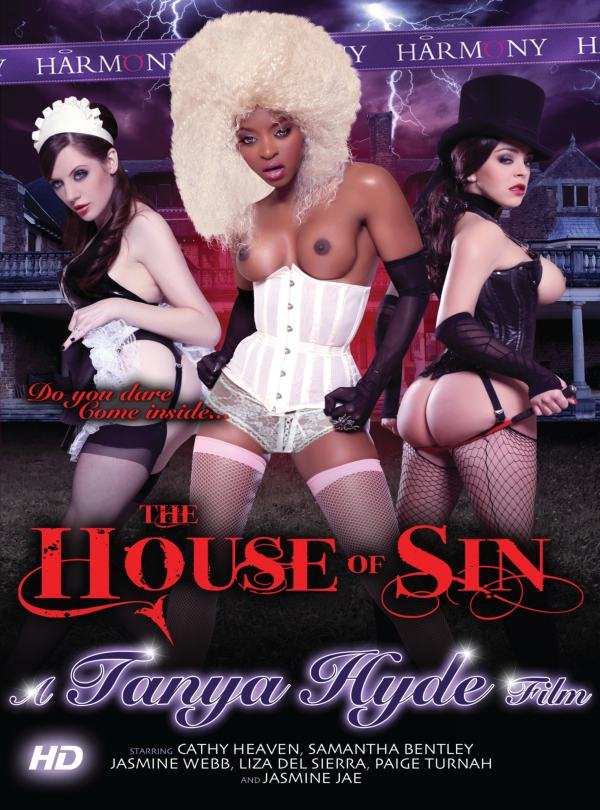 Cover The House of Sin