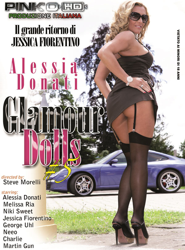 Cover Glamour Dolls 5