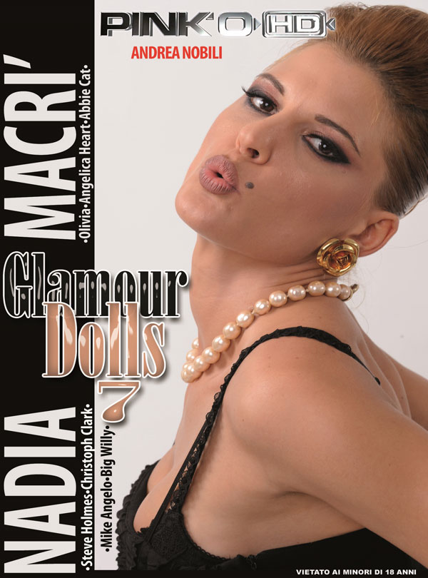 Cover Glamour Dolls 7