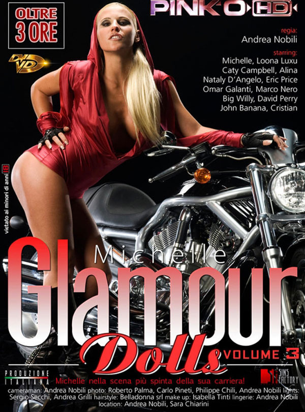Cover Glamour Dolls