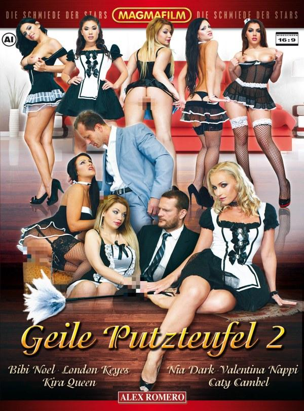 Cover Geile Putzteufel 2