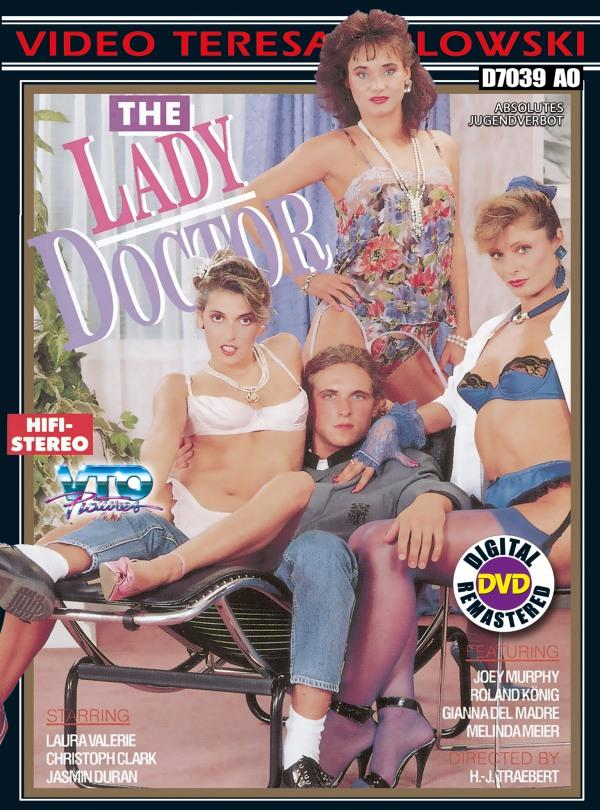 Cover The Lady Doctor