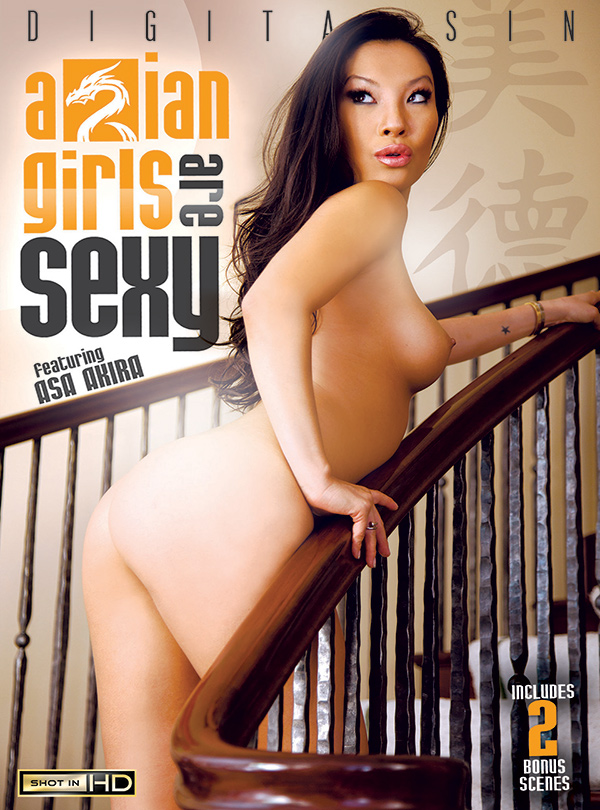 Cover Asian Girls Are Sexy