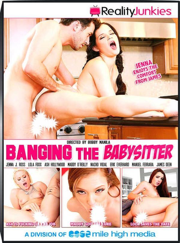 Cover ****ing The Babysitter