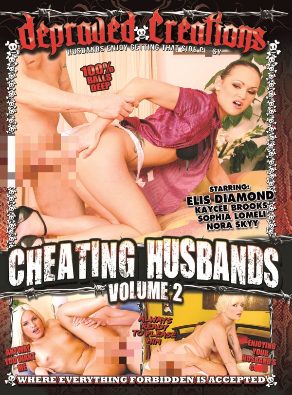 Cover  Cheating Husbands Vol. 02