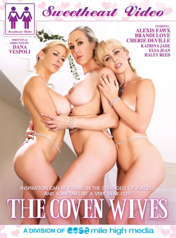 Cover The Coven Wives