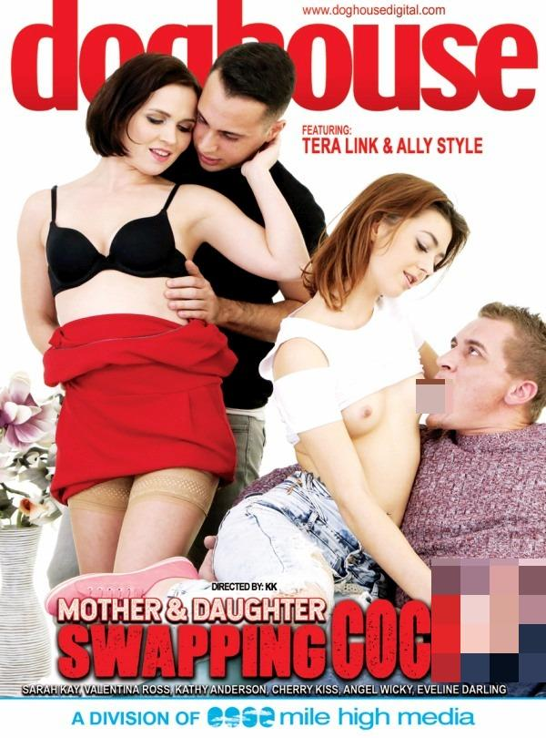 Cover Mother Daughter Swapping C***