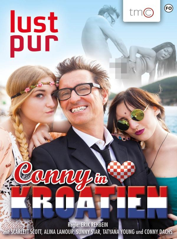 Cover Lust Pur - Conny In Kroatien