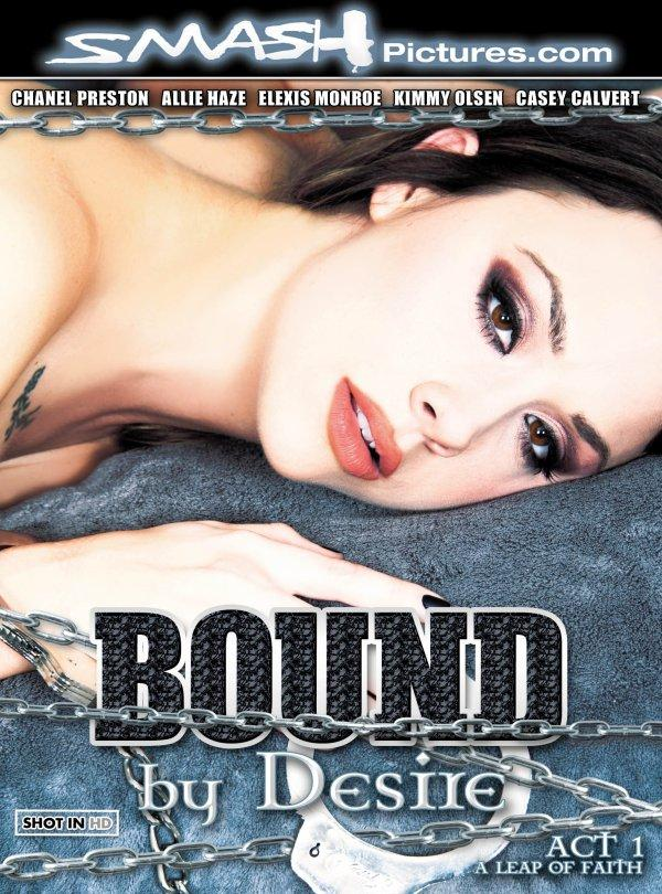 Cover Boundy By Desire