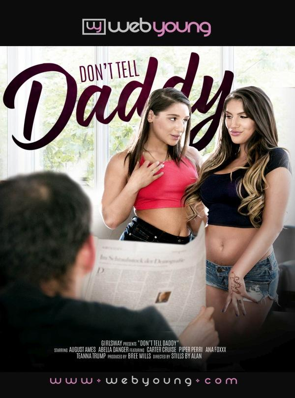 Cover Don't Tell Daddy