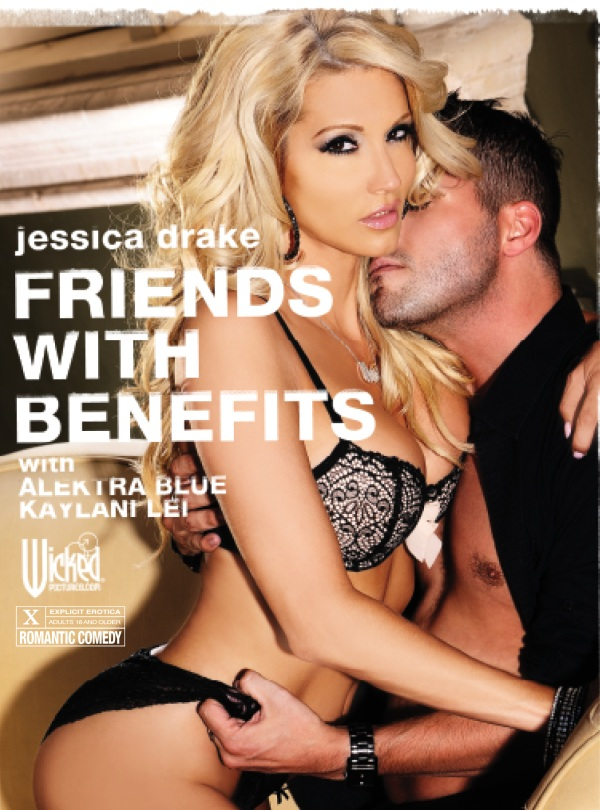 Cover Friends with Benefits